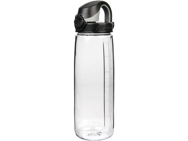 Nalgene Everyday OTF Bidón 700ml, transparent/black